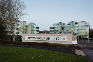 bmw uk head office