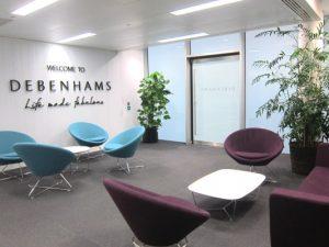 Debenhams Head Office - Contact Number: 0843 557 3408