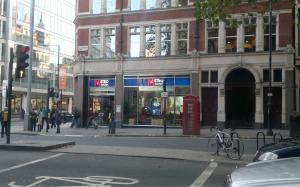 Metro Bank Head Office