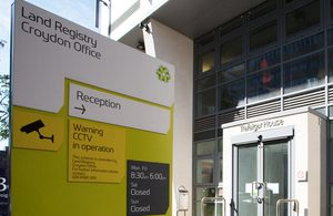 Land Registry Head Office (Croydon)